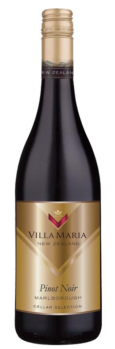 Οίνος Ερυθρός Ξηρός Pinot Noir Villa Maria (750ml)