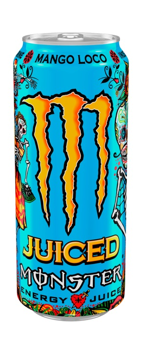 Ενεργειακό ποτό Juiced Mango Loco Monster Energy (500 ml)