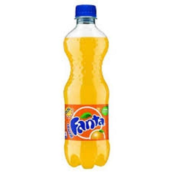 Πορτοκαλάδα Fanta Χωρίς Ανθρακικό (4Χ500 ml)