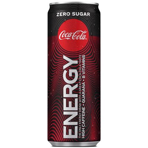 Coca-Cola Zero Energy (250ml)