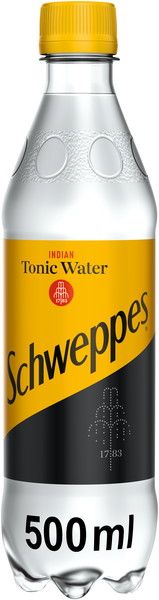 Indian Tonic Schweppes (500 ml)