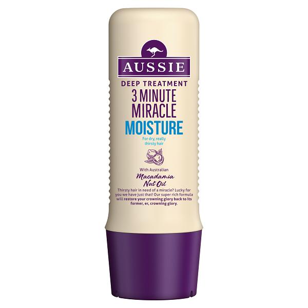 Μάσκα Μαλλιών Miracle Moist Aussie (250 ml)