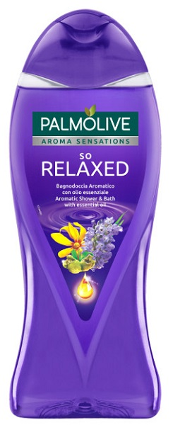 Αφρόλουτρο So Relaxed Aroma Sensations Palmolive (500ml)
