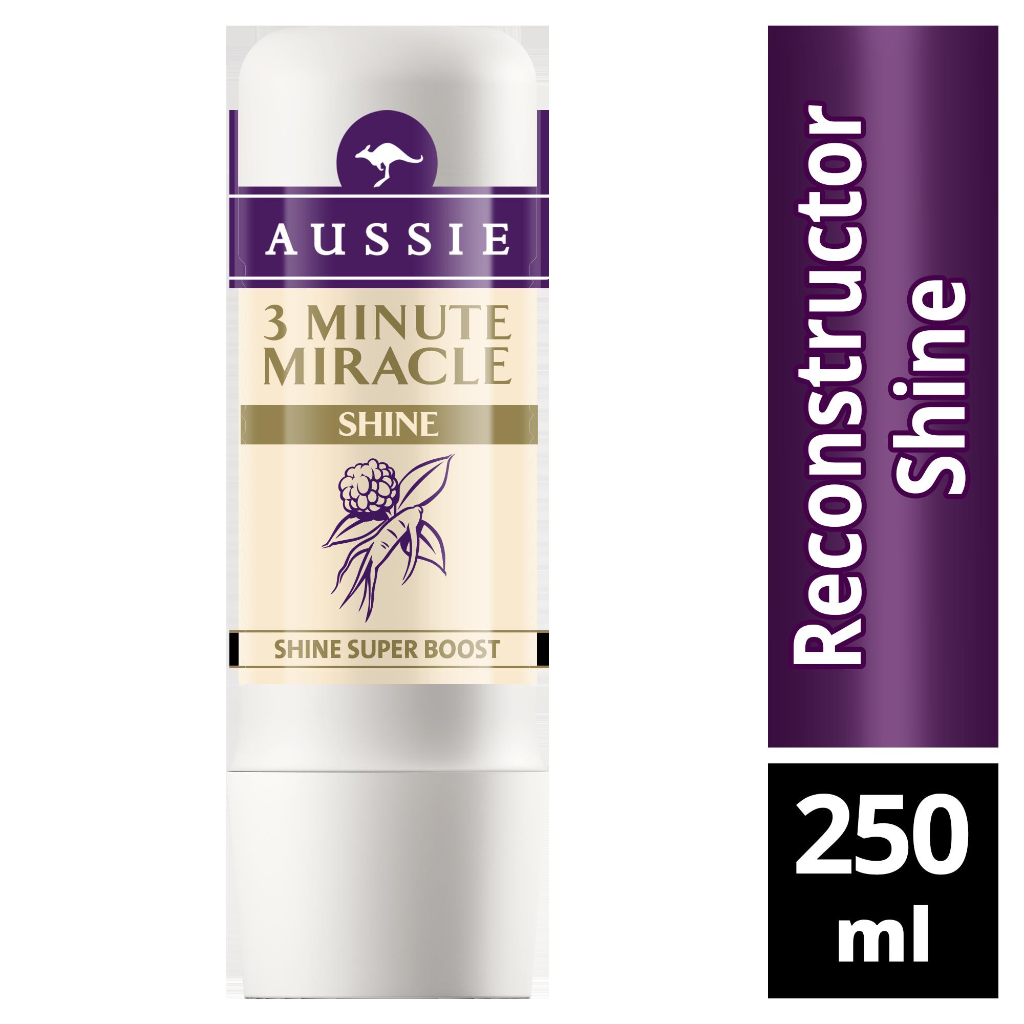 Μάσκα μαλλιών Miracle Shine Aussie (250 ml)