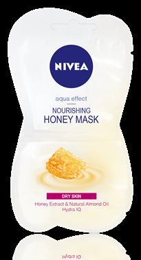 Μάσκα Περιποίησης με Μέλι Nivea (2x7,5 ml)