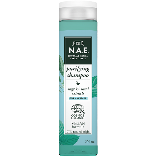 Σαμπουάν για Λιπαρά Μαλλιά N.A.E. (250ml)