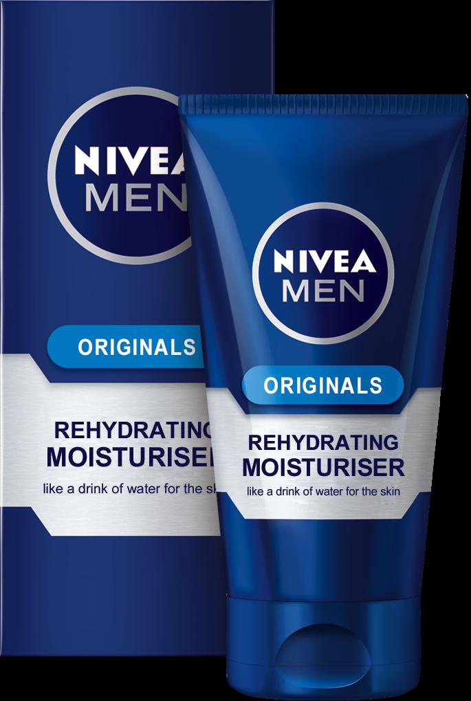 Κρέμα Ενυδάτωσης Προσώπου για Άνδρες Originals Nivea Men (75 ml)