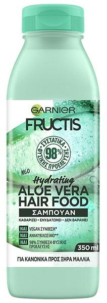 Σαμπουάν Aloe Hair Food Fructis (350ml)