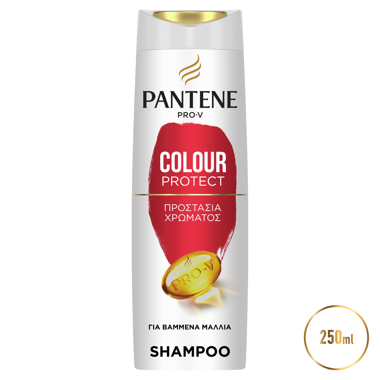 Σαμπουάν Προστασία Χρώματος Pantene Pro-V (250ml)