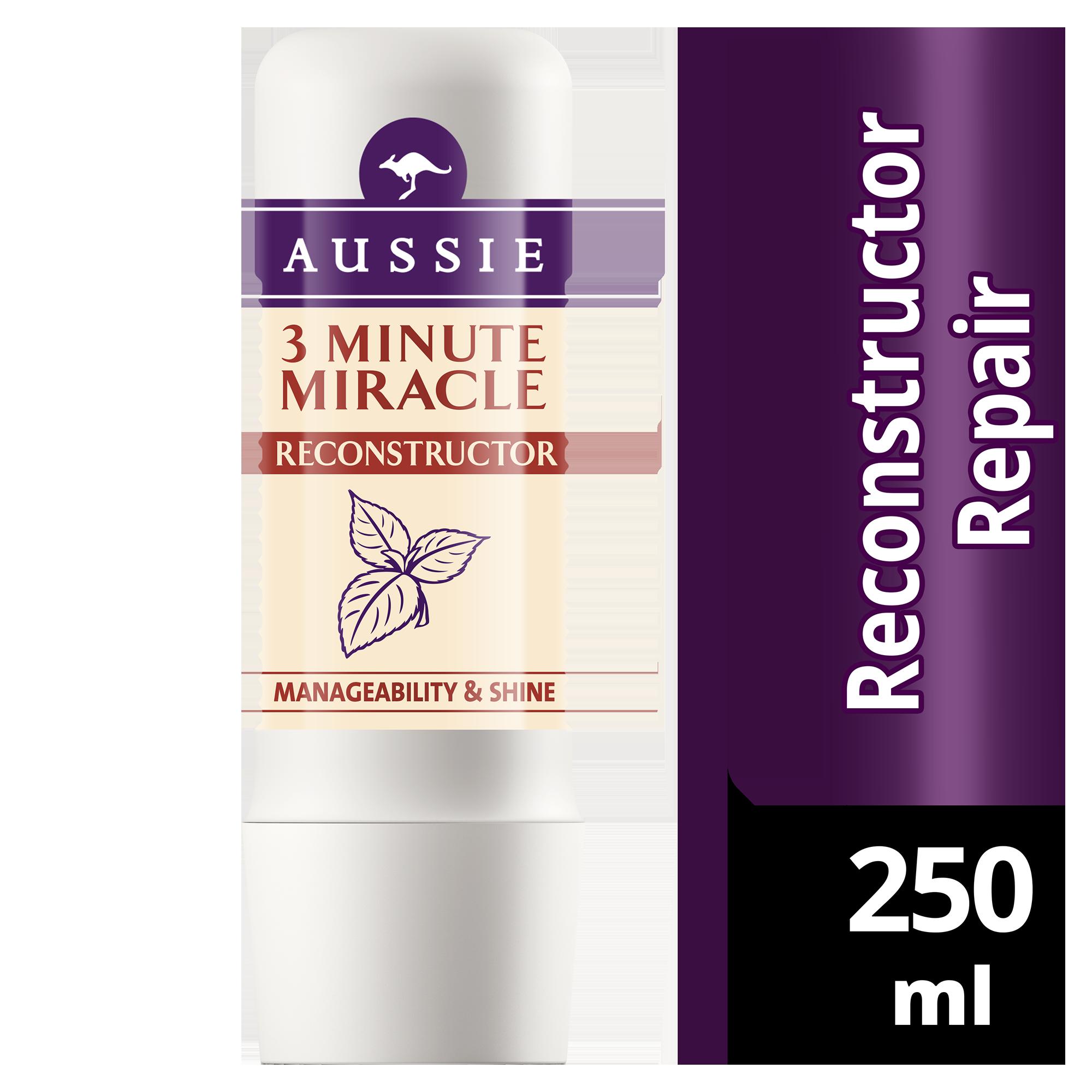 Μάσκα μαλλιών Miracle Reconstructor Aussie (250 ml)