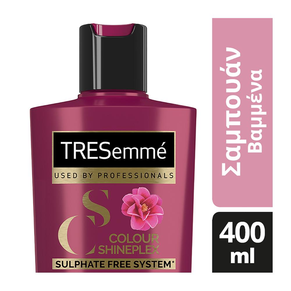 Σαμπουάν για Λαμπερά Βαμμένα Μαλλιά Tresemme (400ml)