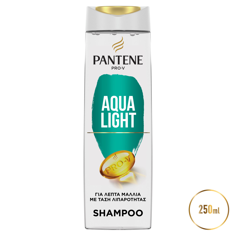 Σαμπουάν Ανάλαφρα Μαλλιά Pantene Pro-V (250ml)