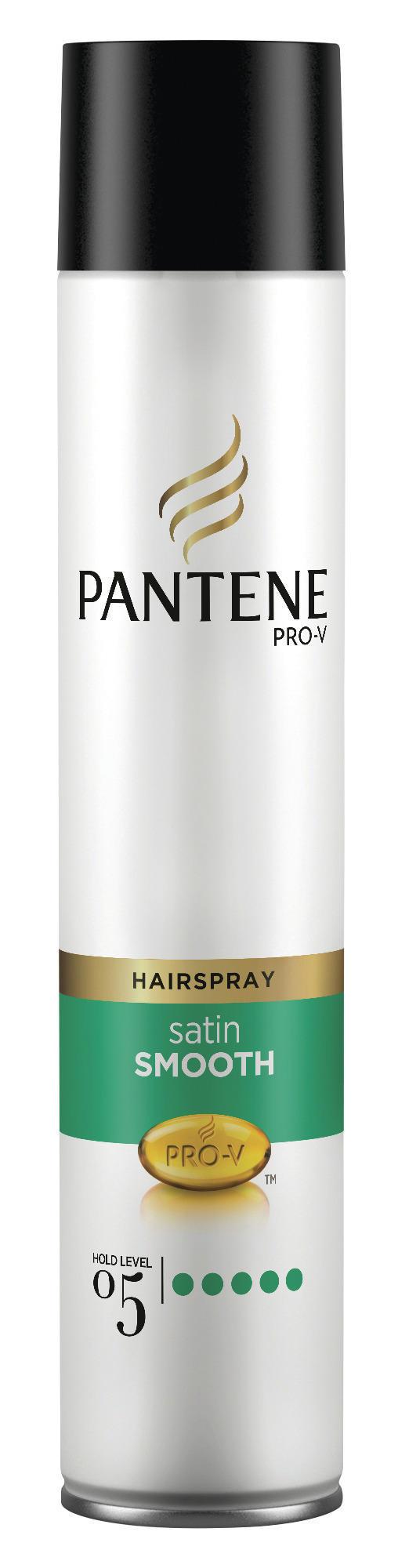 Spray για Απαλά και Μεταξένια Μαλλιά Pantene Pro-V (300 ml)
