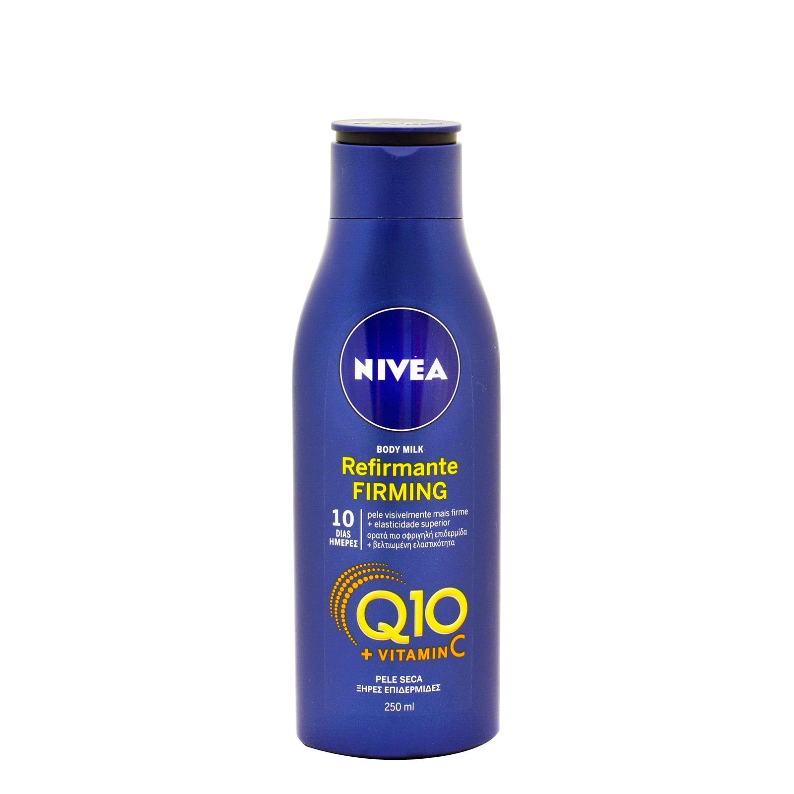Γαλάκτωμα Σώματος Firming Milk Q10 Nivea (250ml)