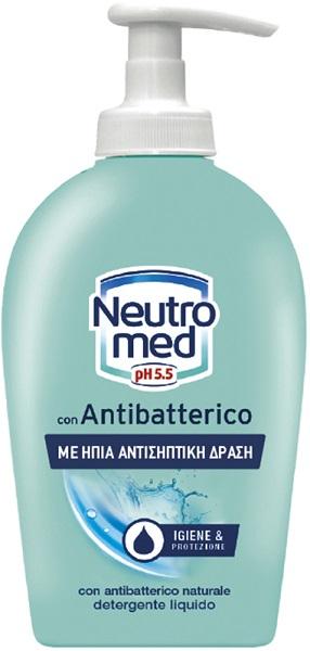 Υγρό Αντιβακτηριακό Κρεμοσάπουνο Neutromed (300ml)