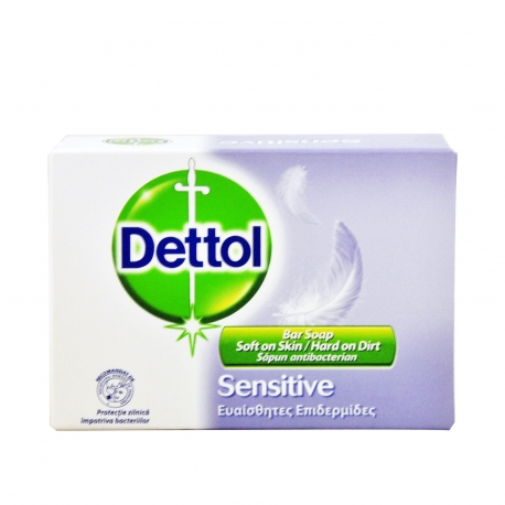 Σαπούνι Sensitive Dettol (100 g)