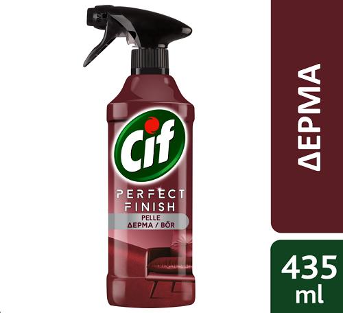Καθαριστικό Spray Δέρμα Cif (435ml)
