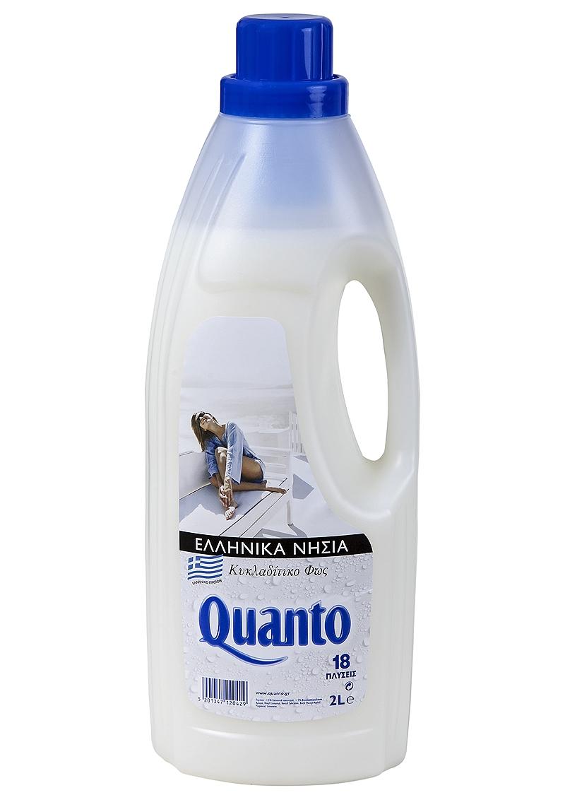 Μαλακτικό Ελληνικά Νησιά Quanto (3x18μεζ) τα 3τεμ -25%