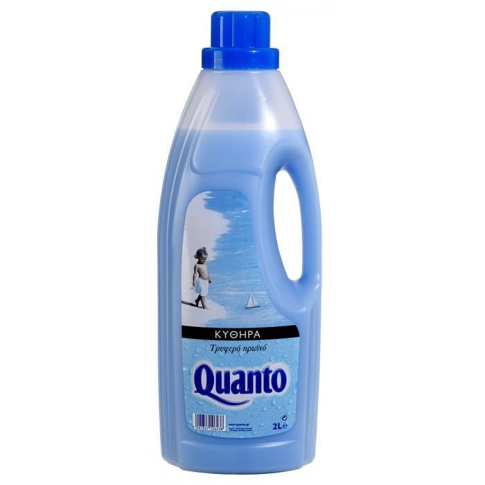 Μαλακτικό Κύθηρα Quanto (3x18μεζ) τα 3τεμ -25%