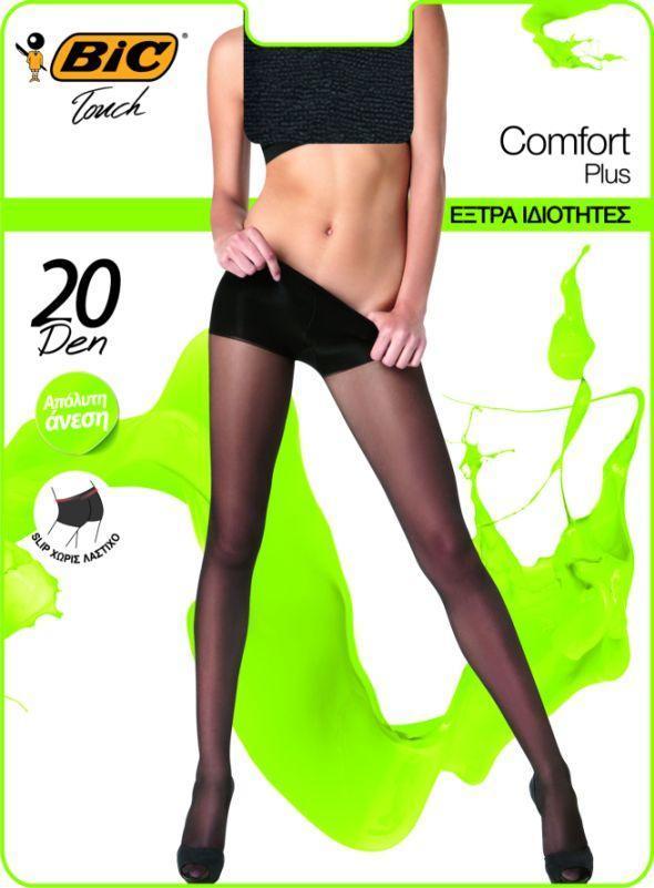 Καλσόν Comfort Plus 20D Μ Μελί Bic