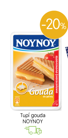 Τυρί gouda NOYNOY