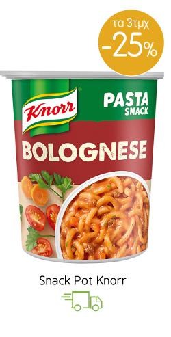 Snack Pot Knorr