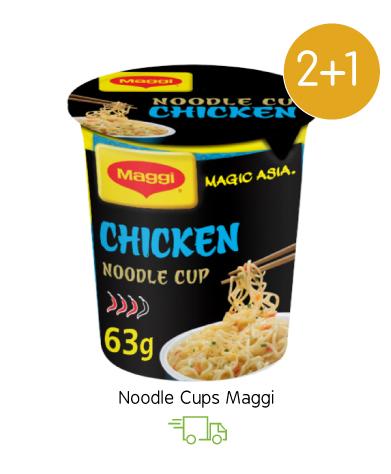 Noodle Cups Maggi