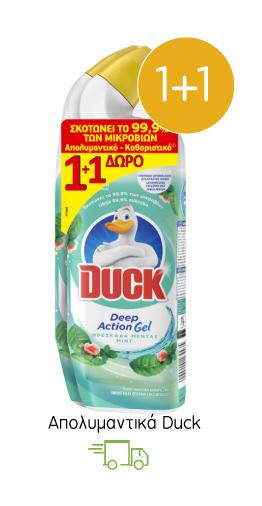 Απολυμαντικά Duck