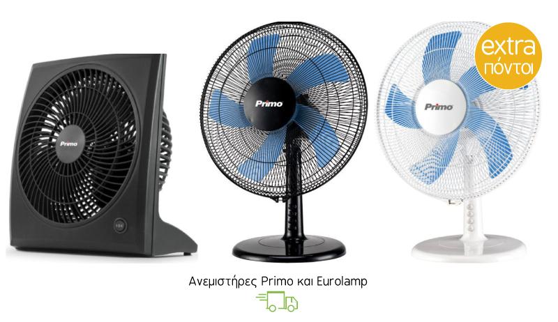 Ανεμιστήρες Eurolamp