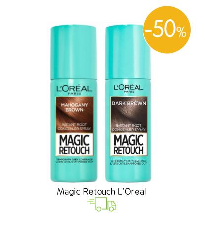 Βαφές μαλλιών Magic Retouch