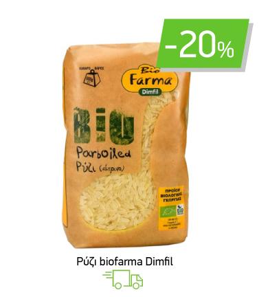 Βιολογικό ρύζι Bio Farma