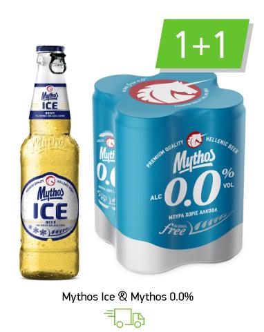 Mythos Ice & Mythos 0.0%